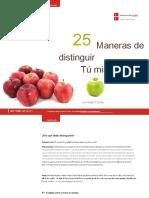 25 Ways to Distinguish.en.es
