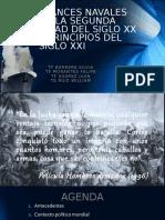 AVANCES NAVALES DE LA SEGUNDA MITAD DEL SIGLO (compactada).ppt