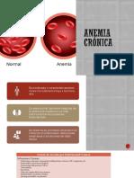 anemia cronica