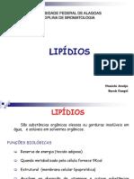 Aula Lipídeos- bromatologia