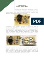 Amplificador de 00004WRms com TIP 41 e 42