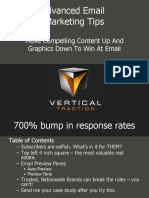 Move Content Up Graphics Down - Rob Van Slyke 12-2009