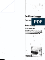 Certificate Chemistry Fourth Edition by Arthur Atkinson