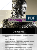 Oncology Nursing - Overview.ppt
