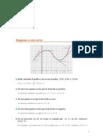 Matematicas Resueltos (Soluciones) Derivadas 2º Bachillerato Opción A