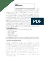 RdL Desarrollo de Las Competencias en El Aula