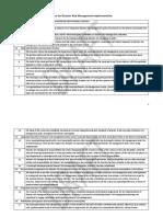 Standard KPIs for DRM Implementation