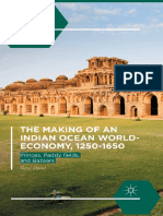 (Palgrave Series in Indian Ocean World Studies) Ravi Palat (auth.) - The Making of an Indian Ocean World-Economy, 1250–1650_ Princes, Paddy fields, and Bazaars-Palgrave Macmillan US (2015)