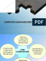 INSTALL COMPUTER SYSTEM AND NETWORKS (COMPUTER PARTS)