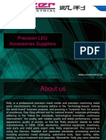 Precision LED Accessories Suppliers