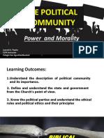 CLF4_POLITICAL-COMMUNITY.pptx