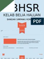 KBHSR dan SOS