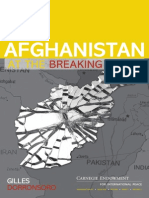 Afghanistan--At the Breaking Point