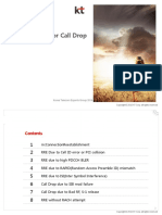 11 Event analysis for Call Drop