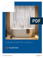 Noyeks Nuance Bathroom Panels Worksurfaces
