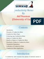 conductivity meter ppt