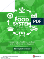 Draft Greater Bendigo's Food System Strategy Strategic Summary