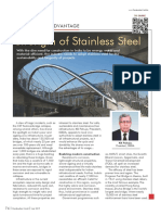 Article - Strength of Stainless Steel