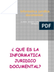 Informtica jurdica documental