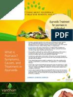 Ayurvedic Treatment for Psoriasis in Hyderabad - Vardhan Ayurveda