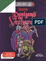 Mayfair Games - Role Aids - 755 - Demons - Denizens of Vecheron