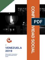 Ovcs, 2019 cerró con un récord de 16.739 protestas en Venezuela