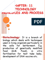 CHAPTER 11 BIOTECHNOLOGY PRINCIPLE AND PROCESS.ppt