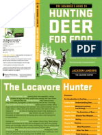 The Beginner's Guide to Hunting Deer