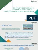 1 - Calibração HDM-4 DNIT Luisa Fernanda Arango