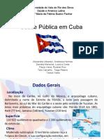 Apresentação CUBA