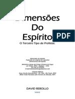 Dimensoes do Esp¡rito - David Rebollo (corrigido)