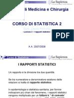 2_LEZIONE_I rapporti statistici_Rappresentazioni grafiche_2°anno
