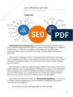 16 SEO Tips to Reference Your Site