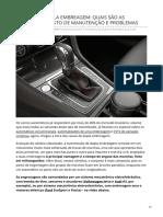 CÂMBIO DE DUPLA EMBREAGEM QUAIS SÃO AS DIFERENÇAS CUSTO DE MANUTENÇÃO E PROBLEMAS