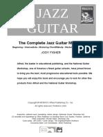 Jody Fisher - Beginning Jazz Guitar (RUS) - Vol.1.pdf