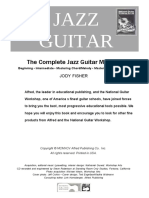 Jody Fisher - Beginning Jazz Guitar (RUS) - Vol.1.pdf
