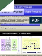3-  Gestión por procesos