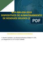 9.- PresentaciónNTP-900-058-2019