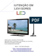 TV LED completo