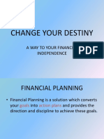 FINANCIAL PLANNING-NEW