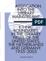 classificationintotheliterarymainstream.pdf