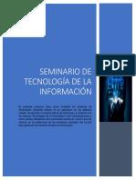 examen de seminario de tecnologia de la información