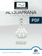 Acquaprana Catalog