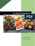 Plan Cetogenico