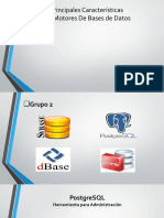 Caracteristica Motores de Base de Datos.pptx