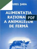 Alimentatia Rațională a Animalelor de Fermă 2007