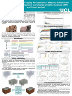 Seismic Analysis and Fragility Assessment of Masonry Infilled Steel