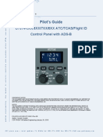 Copy of PILOT'S GUIDE - FLIGHT ID CONTROL PANEL (PG - PG G7614-5XX-6XX-7XX-8XX - 1 - 00) - 1