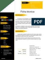 FICHA TÉCNICA BASE SOLVENTE SCT