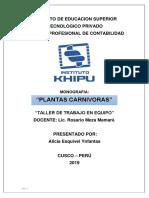 MONOGRAFIA DE PLANATAS CARNIVORAS.docx